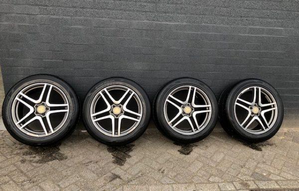 Mercedes ML zomerset