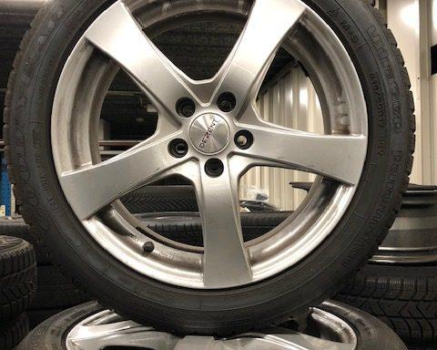 52 Opel astra J + K 5x 105 Winterset 17 inch