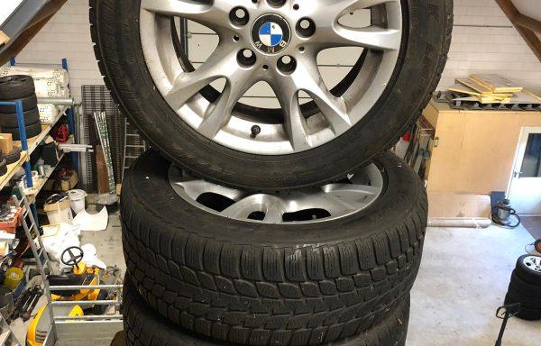 1 BMW 1 serie winterset LM 16 inch