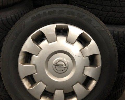 49 Opel zafira A+B vectra c meriva B Astra H 5 gaats winterset
