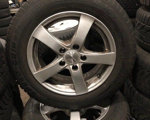 61 Opel zafira A+B meriva B vectra C astra H 5 gaats LM winterset